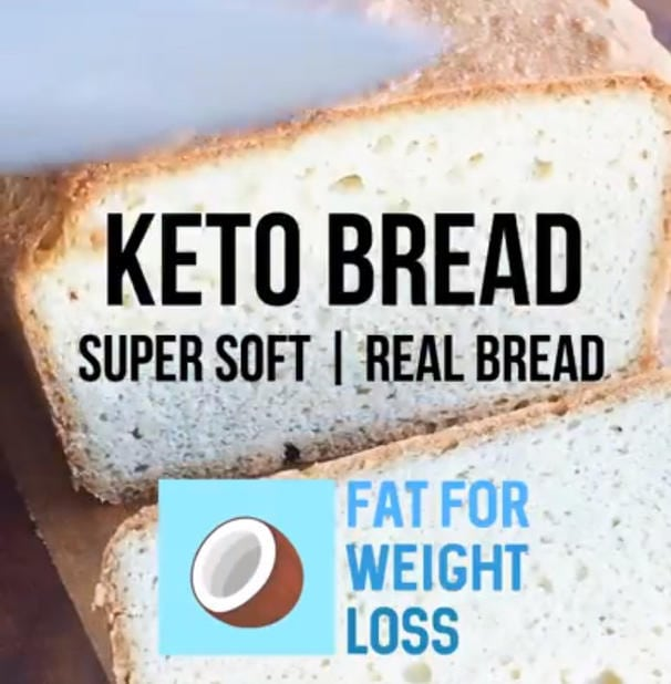 Keto Bread low carb/gluten free